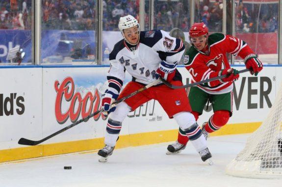 Derek Stepan, New York Rangers