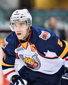 Aaron Ekblad NHL draft (Terry Wilson/OHL Images)