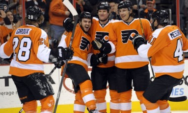 Flyers' Patience Paying Off