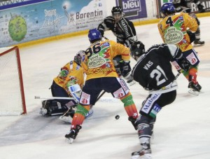 Rouen Dragons vs Asiago Hockey