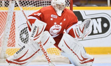Top 3 Goaltenders in Greyhounds History