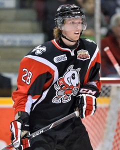 Aaron Haydon (Terry Wilson /OHL Images)
