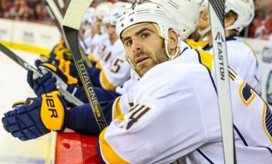 Like Father Like Son: Nashville's Eric Nystrom