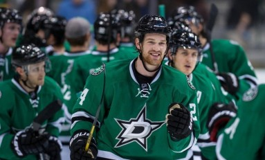 Jordie Benn Emerging From Younger Brother's Shadow