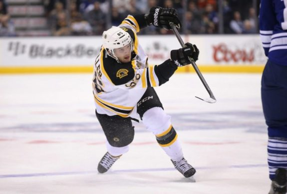 Kevan Miller, Boston Bruins, Extension, NHL