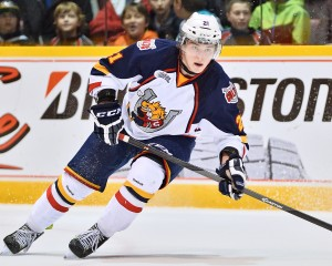 Brendan Lemieux, Combine, NHL, Hockey, OHL, Barrie Colts, 2014, NHL Draft