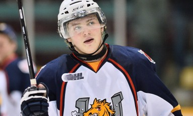 Brendan Lemieux Getting Back on Track