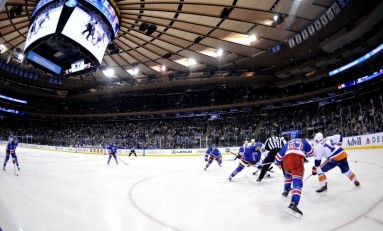 Rangers Need to Step up in Isles Rivalry