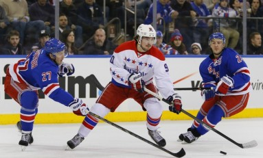 Marcus Johansson's Future with the Capitals Is Unclear