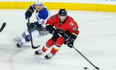 T.J. Brodie Headlines Flames Young Core