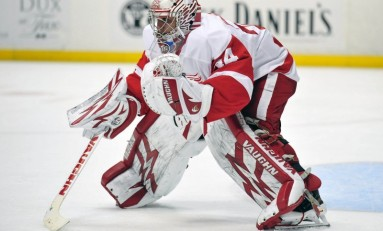 An Ode To Saint Petr Mrazek Of Detroit