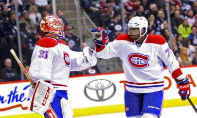 Game of Numbers: Montreal Canadiens Edition