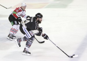Rouen Dragons v Donbass Donetsk in 2014 Continental Cup finals