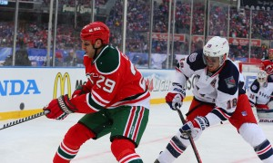 red, white, and green jerseys