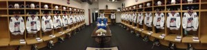 USA Women's Hockey Locker Room (Ben Kogut)