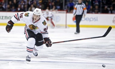 Should The Blackhawks Trade Andrew Shaw's Rights?