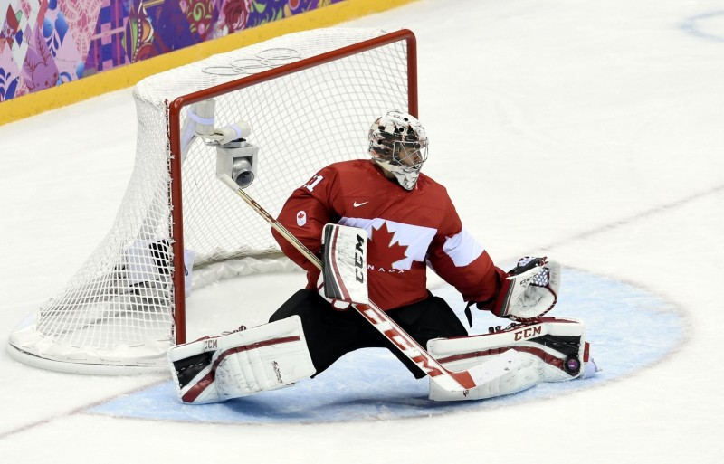 meet 0b788 15c29 The Golden Touch: Carey Price's Excellence Since Sochi