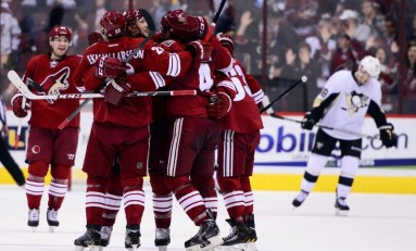 A Season Wrap-Up: Phoenix Coyotes