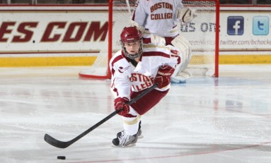 NCAA Women's Hockey Morning Skate: 2014 Conference Tournament Edition