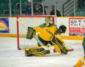 Erica Howe, Clarkson Golden Knights (Jim Meagher/Clarkson University Athletics)
