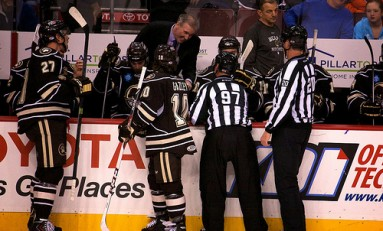 Hershey Bears Win Ninth Straight Home Game