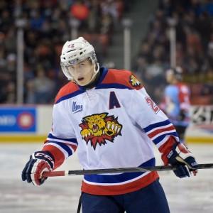 Ivan Barbashev is a 2-way, Russian forward [photo: David Chan]