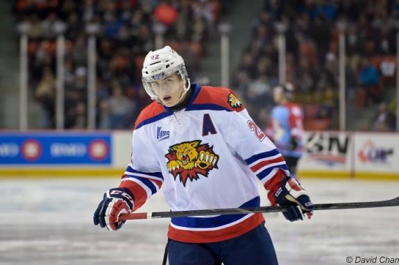 Moncton Wildcats, Ivan Barbashev, NHL, KHL, QMJHL, Hockey