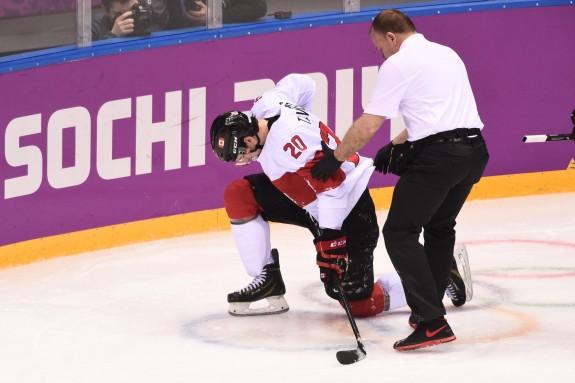 John Tavares Injury