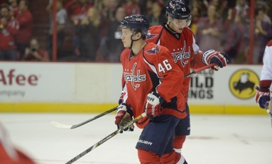 Washington Capitals: Michael Latta Eyes Return to NHL