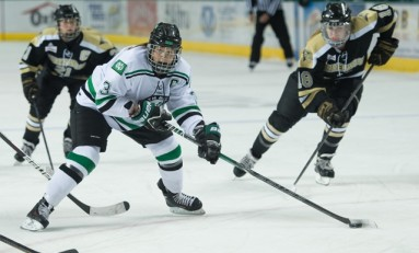 UND Women's Hockey: Making an Impact on the 2014 Sochi Games