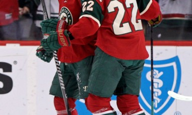 MNWild: Young Wild Forwards Impressive in Sochi