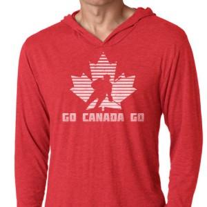 Team Canada hoodie