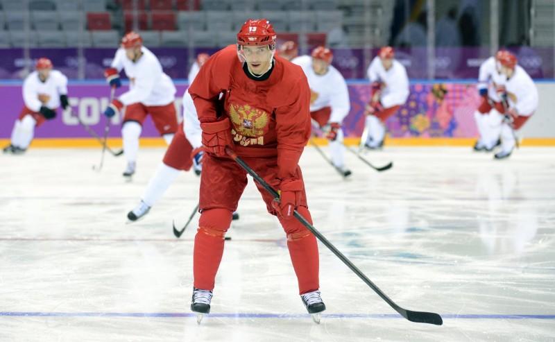 Pavel Datsyuk, Detroit Red Wings, Russia