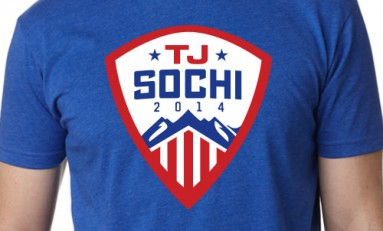 The Hottest Selling Olympic Hockey T-Shirt