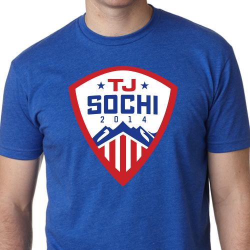 TJ Sochi T-Shirt