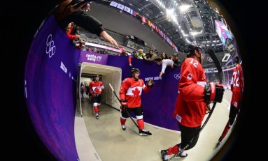 Five Early Olympic Stories for the Penguins