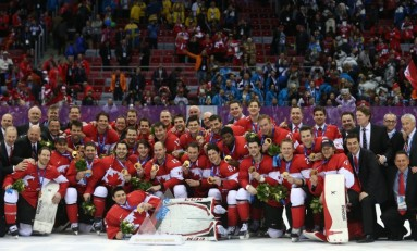 Team Canada's Gold Defence: How They Silenced the Critics