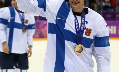 Teemu Selanne: Still surprising in Sochi