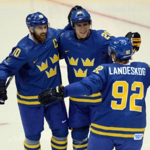 Will Henrik Zetterberg of the Detroit Red Wings captain Team Sweden again for the 2016 World Cup of Hockey?