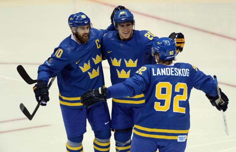 Team Sweden World Cup roster