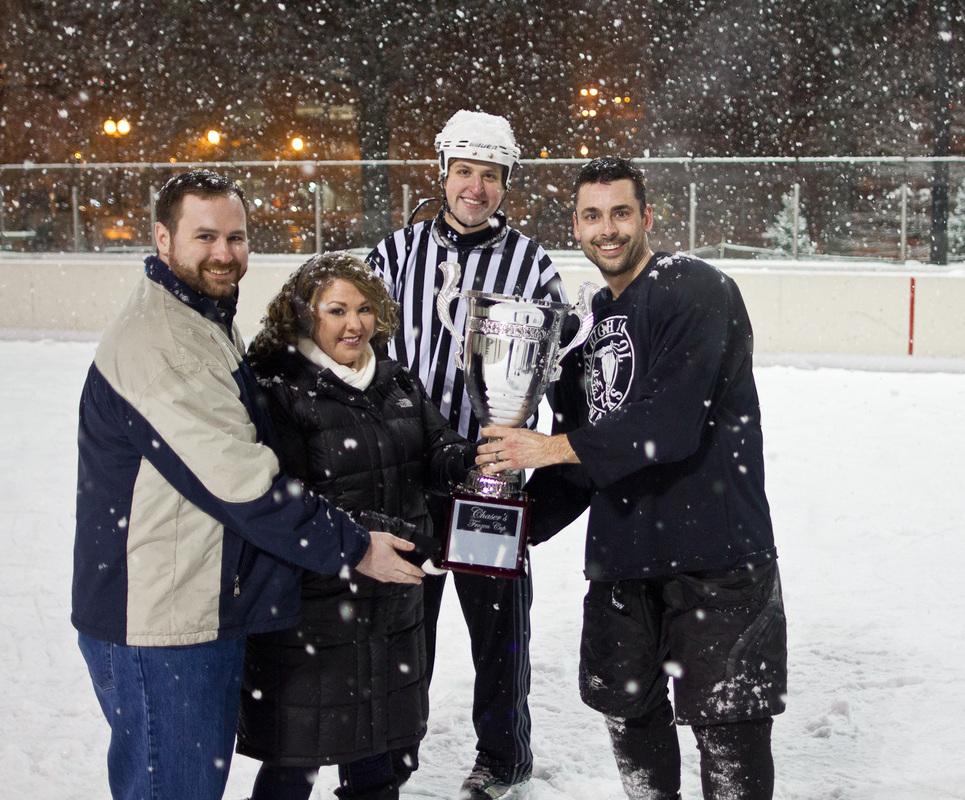 Frozen Cup Presentation