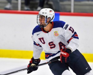 Alex Tuch will attend Boston College this season.
