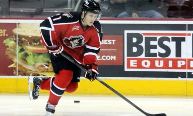 Andy Miele Making Most of Opportunity with Grand Rapids Griffins