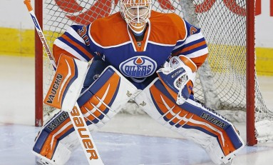A Goaltending Battle is Finally Brewing in the Oilers Crease