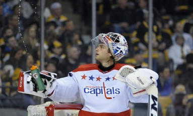 Braden Holtby: AHL Seasoning Was Crucial to NHL Success