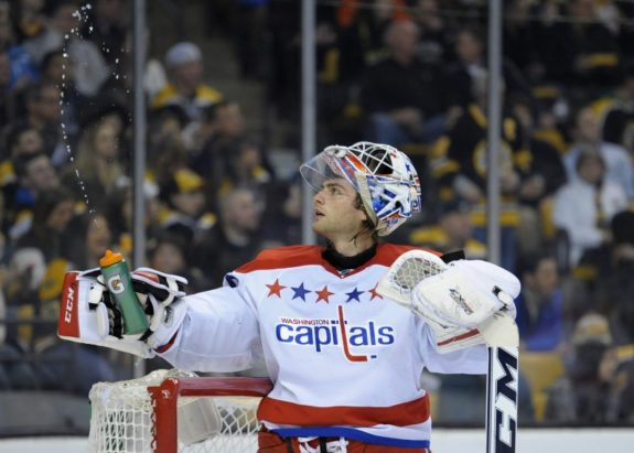 salary arbitration, Braden Holtby, Washington Capitals