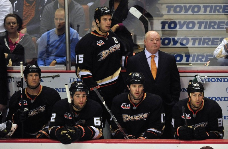 d62538e69f4 Anaheim Ducks Coaching History