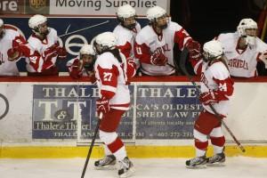 Cornell Big Red (Tim McKinney/Cornell Athletics)