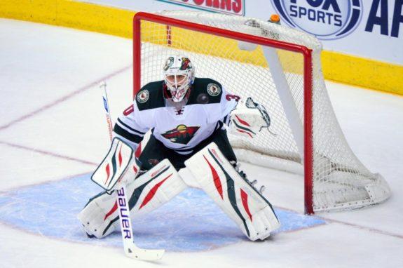 Ilya Bryzgalov, Minnesota Wild