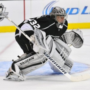 Jonathan Quick, Toronto Maple Leafs, NHL, Los Angeles Kings